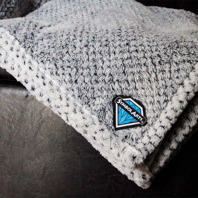 Custom Apparel Blanket